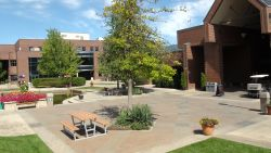 Outdoor Space ADM Courtyard