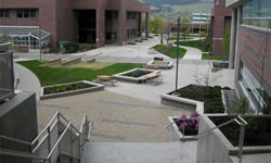 Arts and Science II Plaza